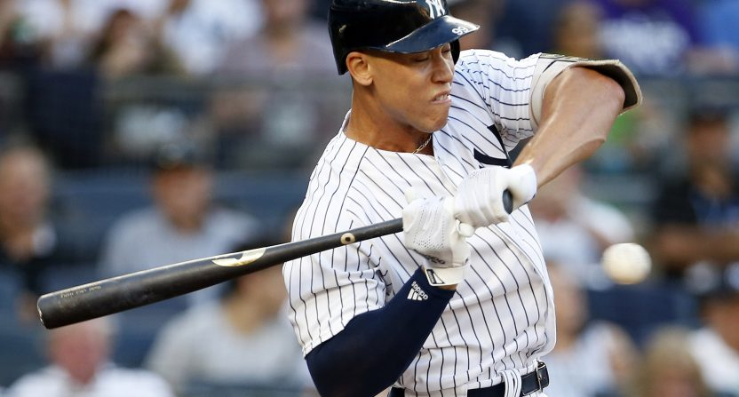 Yankees Fans respond to Judge injury with vigil