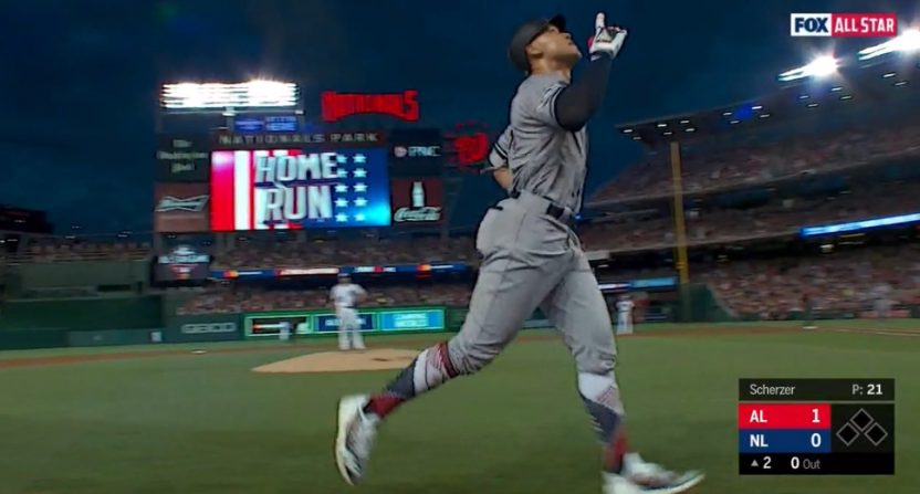 Home run record set at 2018 MLB All-Star game