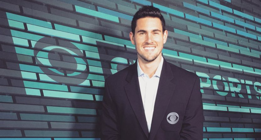 Aaron Murray at CBS.