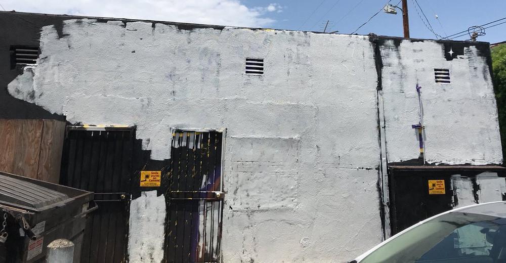 Lebron-mural