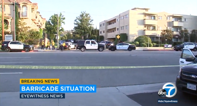 Former UCLA player found dead after hours-long barricade in SoCal house