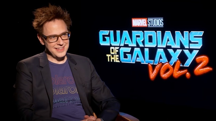 James Gunn Twitter: Director James Gunn Fired From 'Guardians Of The Galaxy