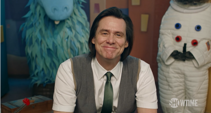 Jim Carrey Kidding Underappreciated Returns Tv Showtime