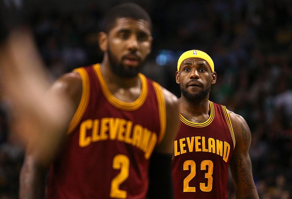 LeBron demands trade to Celtics:
