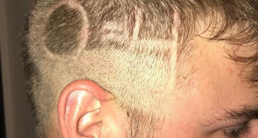 Jake Butt's Rookie Haircut Will Give Michigan Fan's Nightmares