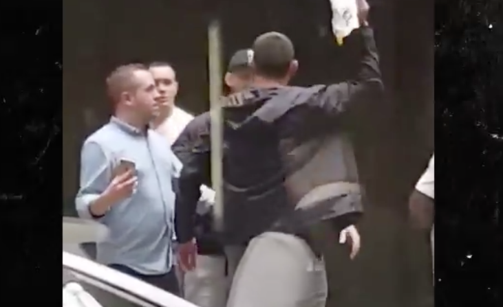 Colby Covington, Fabricio Werdum Involved in Ugly Confrontation in Sydney