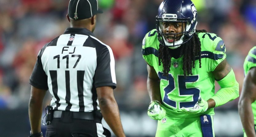 Patriots Never Reached Out To Richard Sherman