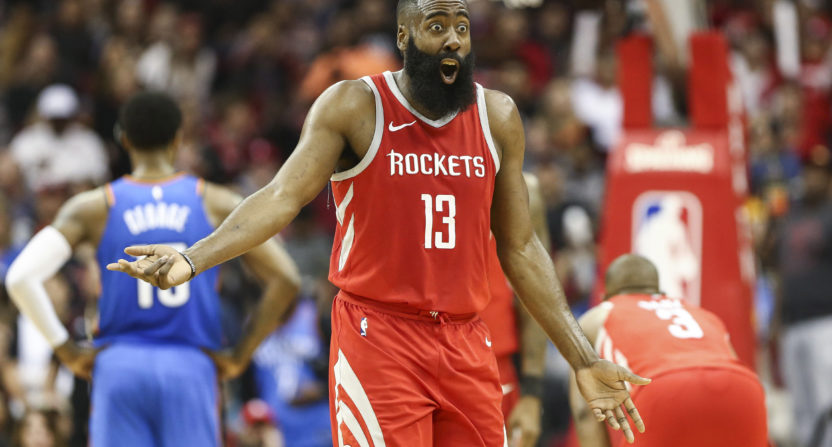 Rockets' Luc Mbah a Moute dislocates shoulder in meaningless game