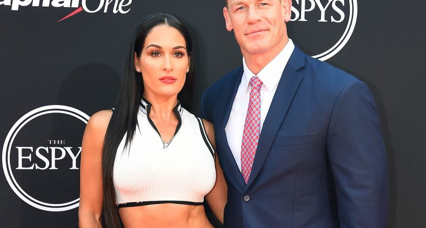 Nikki Bella Reacts to John Cena's Candid Admission: 'I'm Speechless'
