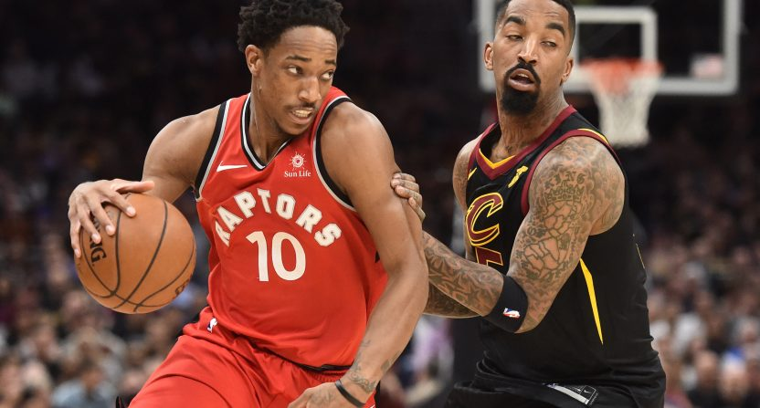 DeMar DeRozan thanks Toronto with touching message after trade to Spurs