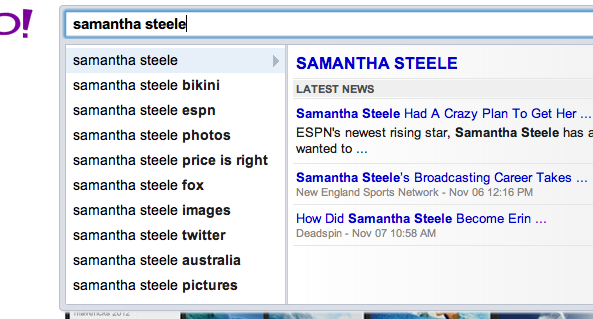steelesearch