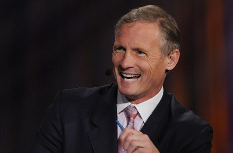 Mike Mayock: No 'official' talk with Redskins on GM job