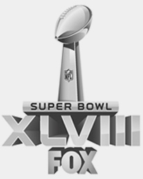 Super Bowl XLVIII Fox logo