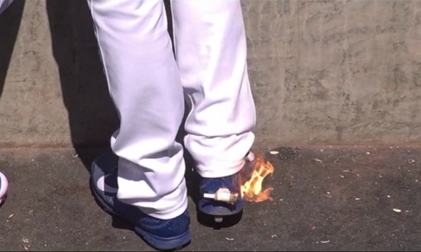 Hotfoot