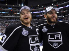 NHL: Stanley Cup Final-New York Rangers at Los Angeles Kings