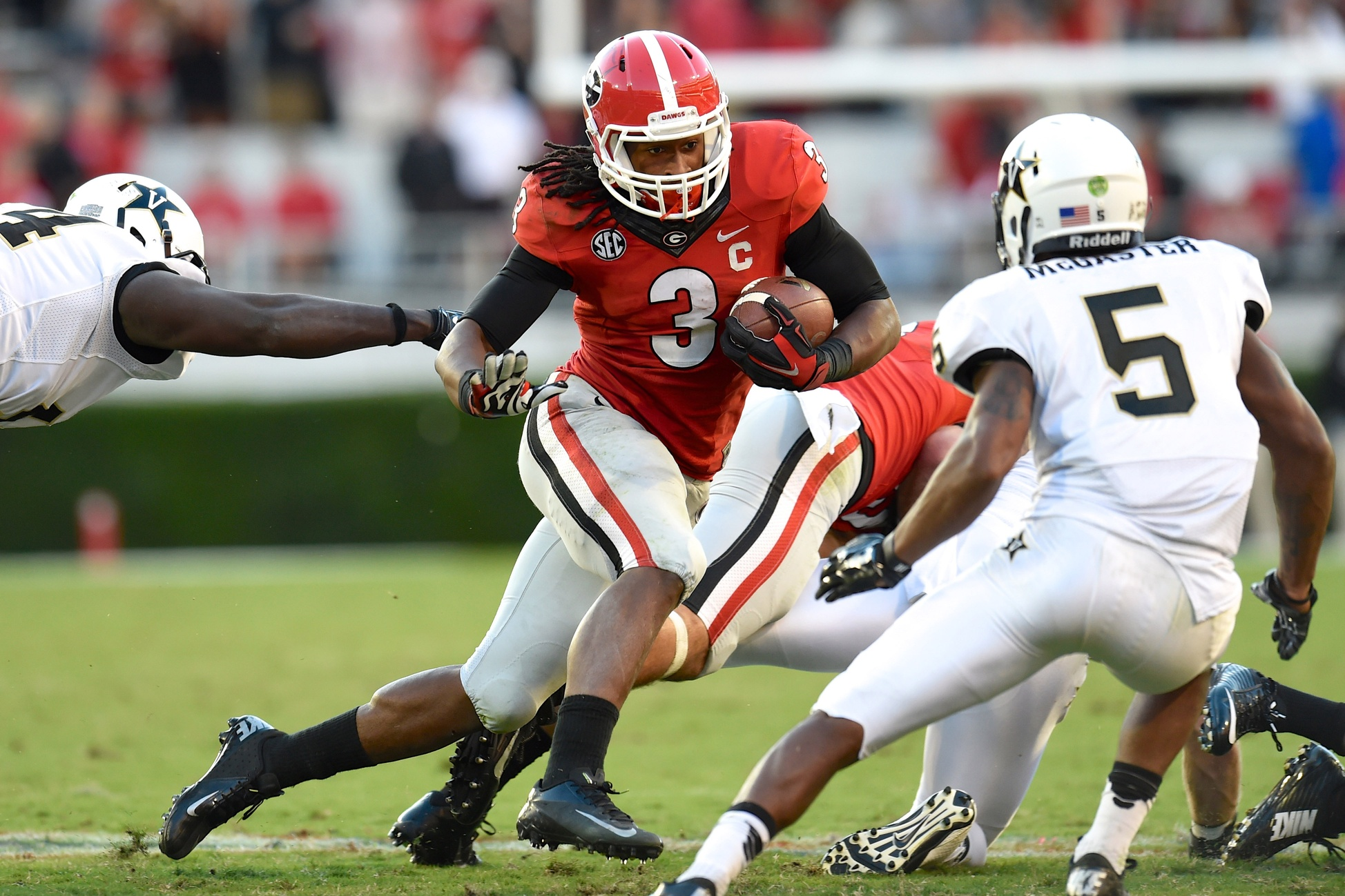 SB Nation turned down the Todd Gurley scoop
