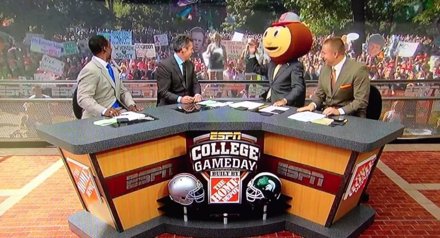 college gameday football are there any football games tonight