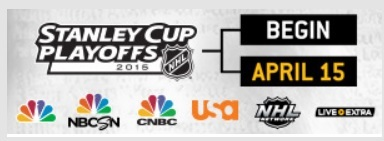 NHL on NBC and USA