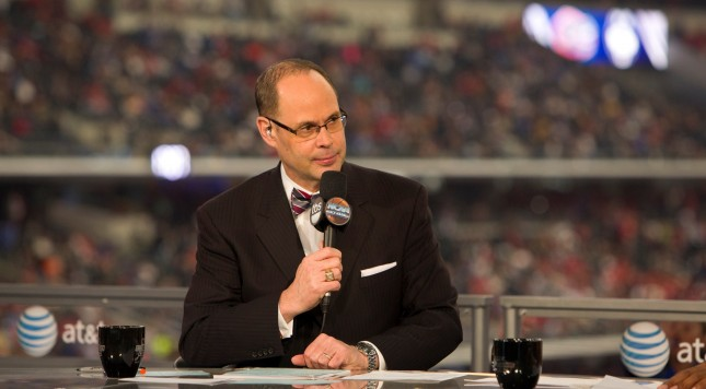 Ernie Johnson looks forward to hosting the Final Four in Houston