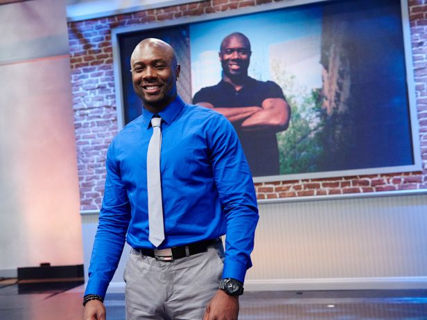 "The Next Food Network Star former nfl player is the next ""food network star"""