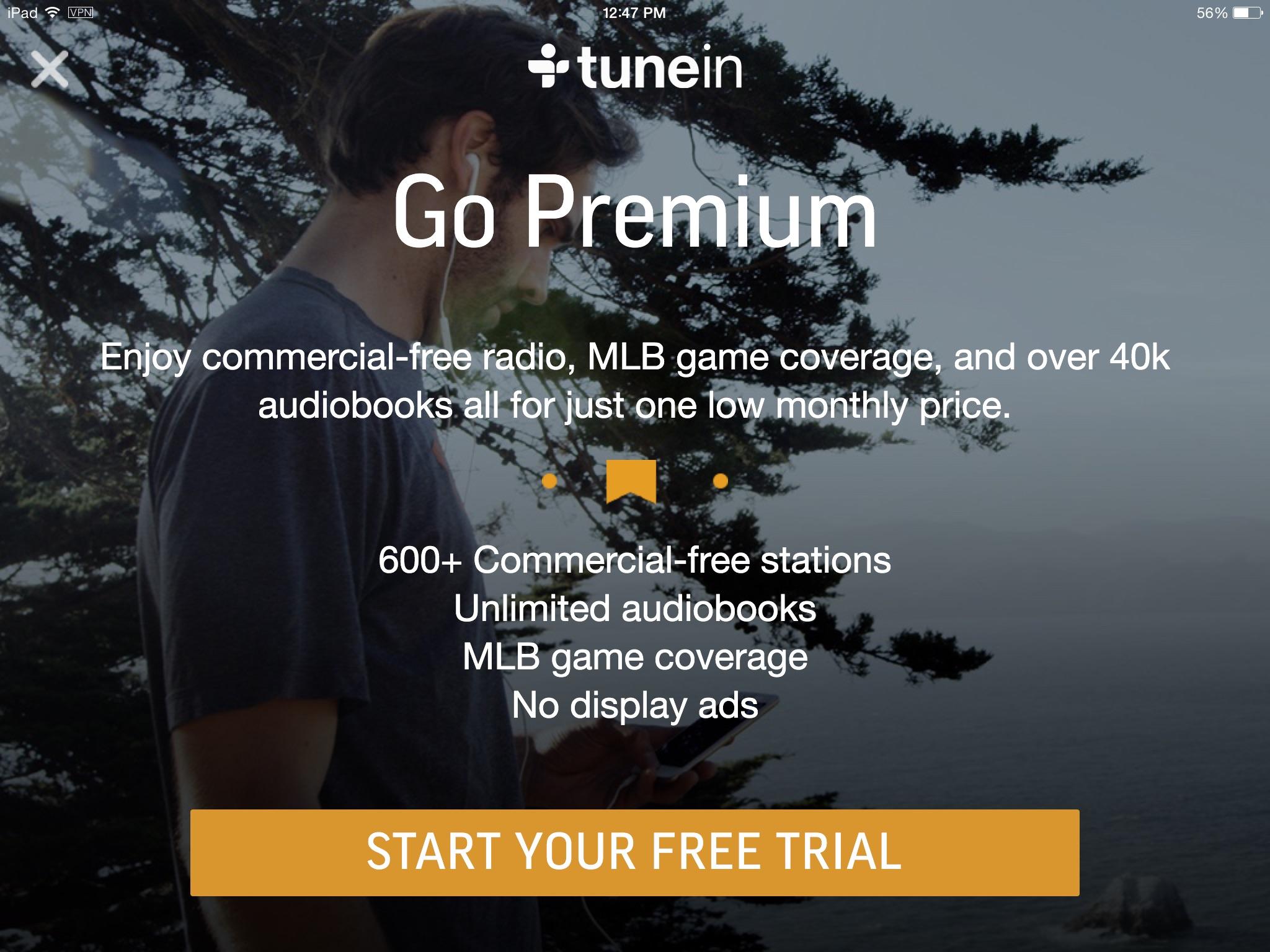 enjoy radio stream