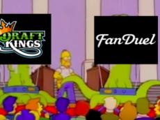 DraftKingsFanDuelSimpsons