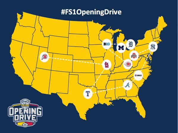fs1 opening tour