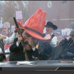 Lee Corso and guns