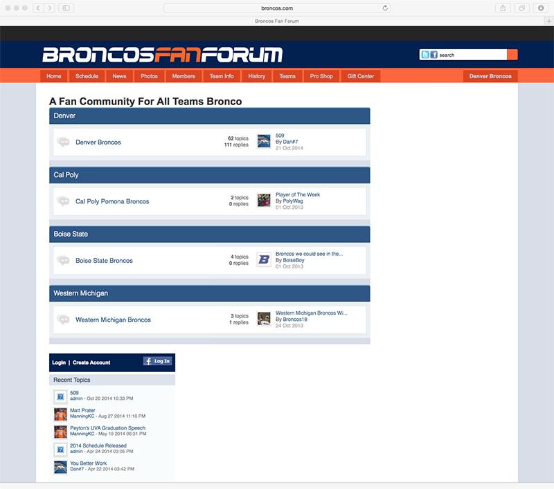 broncos.com