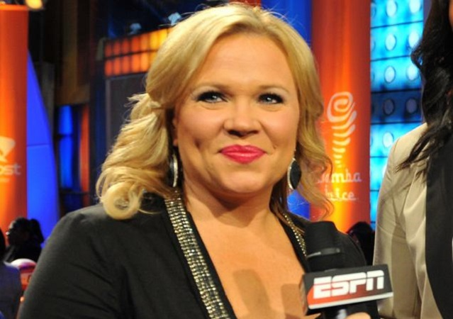 Excelle Sports feature on ESPN's Holly Rowe details workload covering