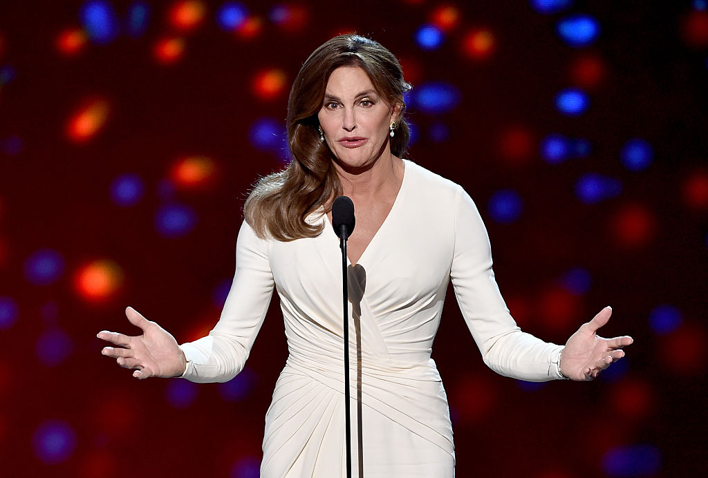 onstage during The 2015 ESPYS at Microsoft Theater on July 15, 2015 in Los Angeles, California.