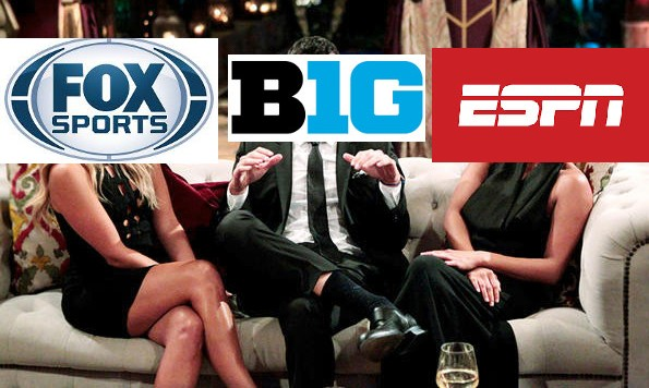 Are ESPN/ABC, Big Ten headed for divorce?