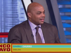 Charles Barkley Spanish
