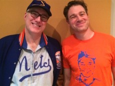 Keith Olbermann and Jonah Keri (Nerdist)