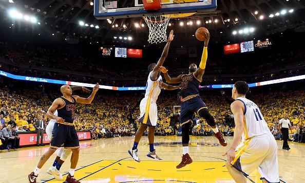 Warriors-Cavs produces 13.1 overnight, highest NBA Finals ...
