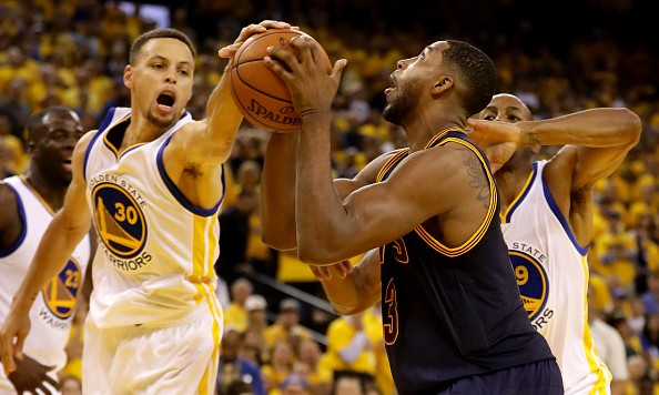 Warriors-Cavs Game 2 drops to 11.8 overnight, but ties for third-best ABC Game 2