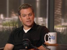 Matt Damon Rich Eisen