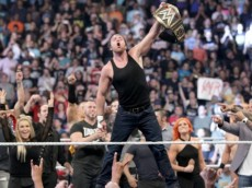 dean ambrose wwe champion battleground