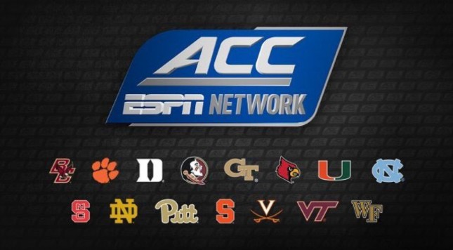 ACC, ESPN extend deal to 2036 that includes new ACC Network