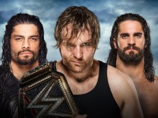 wwe battleground dean ambrose rollins reigns