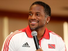 during a press conference prior to the start of the  IAAF World Youth Championships Cali 2015 on July 14, 2015 in Cali, Colombia.
