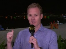 Dan Walker Copacabana