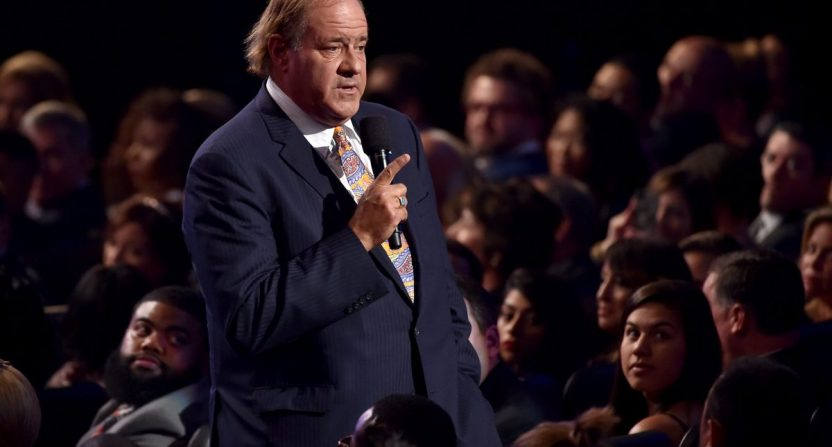 Chris Berman, ESPN discussing expanded role