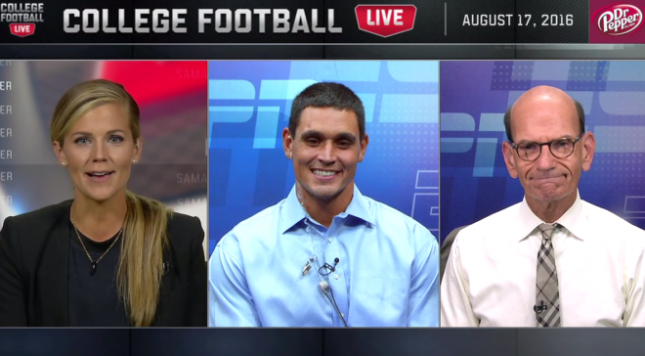 college football live espn who won college football