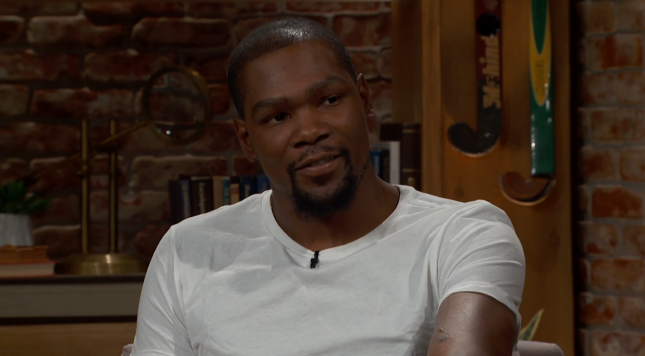 Golden State Warriors: Kevin Durant, Nas Join Bill Simmons 'Any Given Wednesday'