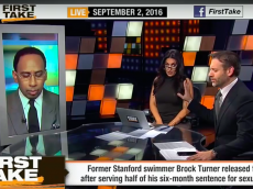 Molly Qerim First Take