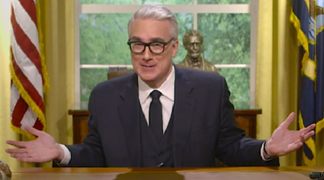 Keith Olbermann bringing political commentary to GQ