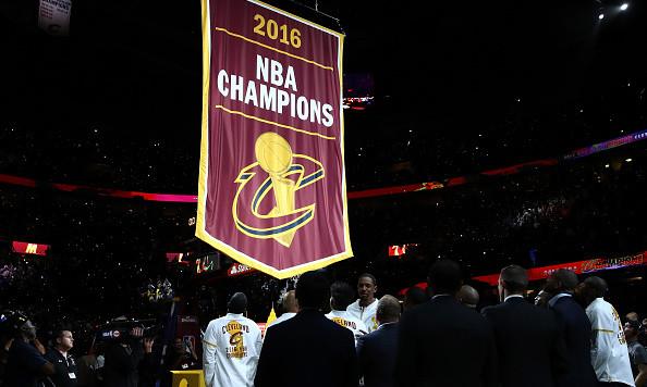 Cavaliers thrash Knicks in National Basketball Association season opener