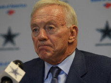 Jerry Jones announced the firing of Dallas Cowboys head coach Wade Phillips at Valley Ranch in Irving, Texas, Monday, November 8, 2010. (Rodger Mallison/Fort Worth Star-Telegram/MCT via Getty Images)