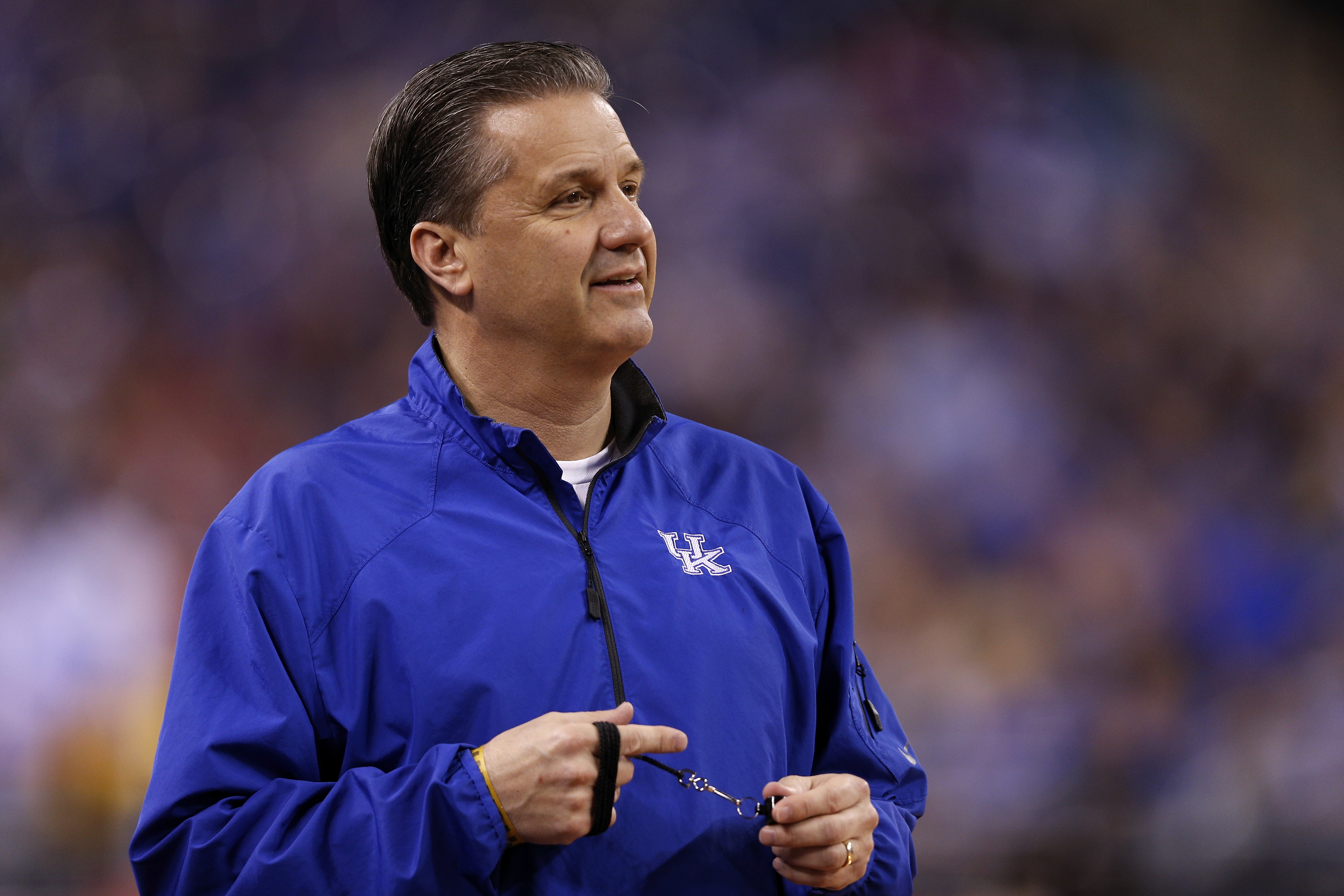 John Calipari: John Calipari Had An Adorable Exchange With A Kid Reporter